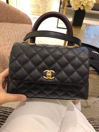 Chanel Coco Handle 24