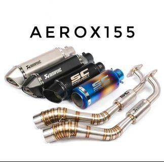 AEROX155 Exhaust Full System