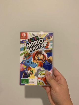 Mario Party Nintendo Switch Game