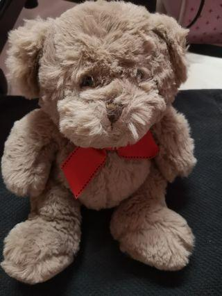 Lovely lace teddy bear