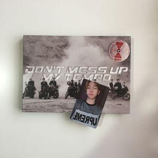 (WTS) Don't Mess Up My Tempo Album Baekhyun pc photocard