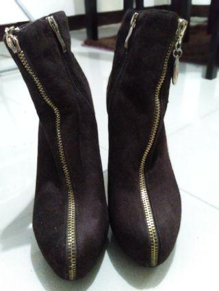 Well-loved boots
