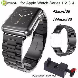 June sales Apple Iwatch Stainelss Steel strap / Apple Watch band jansin