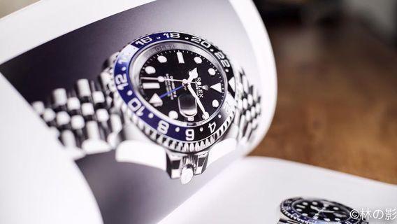 [BN] Rolex watches booklet