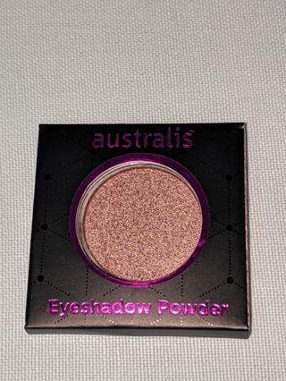 Australis eyeshadow powder caviar