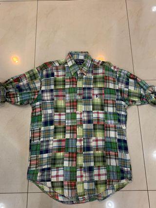 Polo Ralph Lauren Patchwork Shirt
