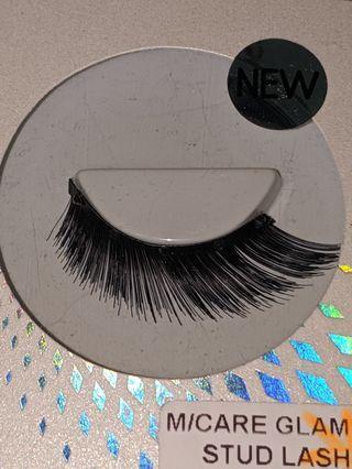 Swarovski Glam eyes manicare stud lashes