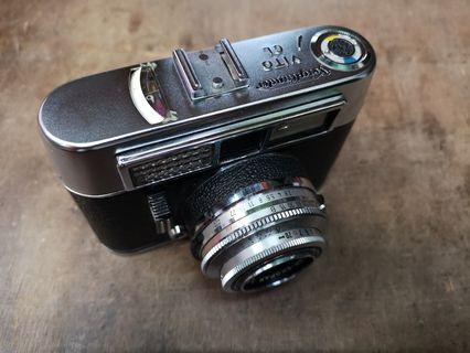 Voigtlander VITO CL color skopar 50 2.8