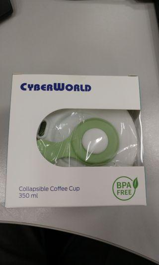 摺曡杯collapsible cup BPA FREE