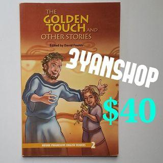 Oxford Progressive English Reader2 The Golden Touch And Other Stories $40