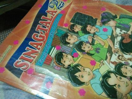 Sinag-tala 2 - Grade 2 books