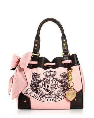 Juicy Couture Daydreamer Pink Bag