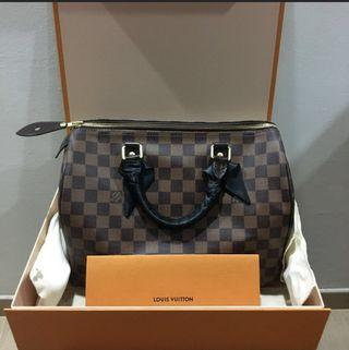 Louis Vuitton BRAND NEW Classic Speedy 30