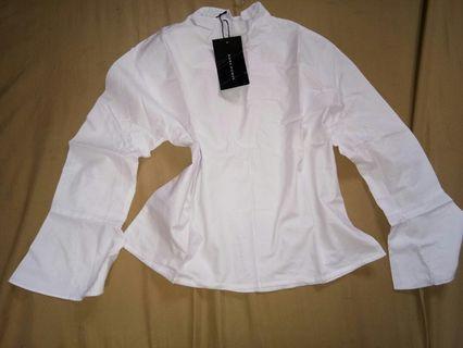 Blouse putih (inner)