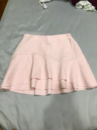 🚚 Pink flare Skirt