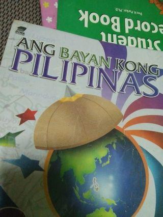 Ang Bayan Kong Pilipinas 3 - Grade 3 books