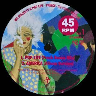 """Prince-The Purple Mix Club [Wrecka Stow Day] """"Record Store Day"""" Exclusive 雙黑膠唱片 全新未開封"""