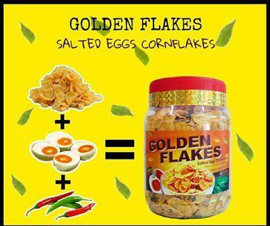 GOLDEN FLAKES (SALTED EGG)