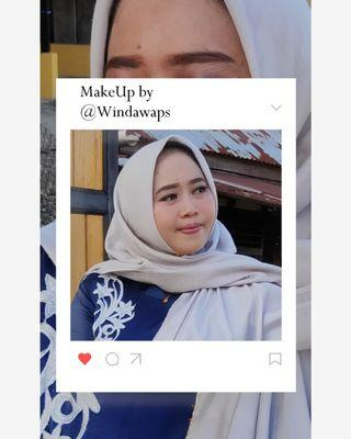 MUA make up artis wisuda acara prewedding akad pesta