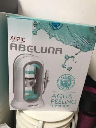 Aqua peeling