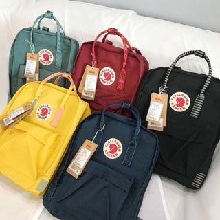 Fjallraven Kanken Classic Limited Edition