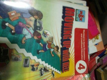 Moving up with HELE 4 - grade 4 books