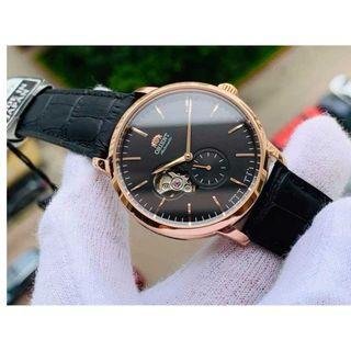Orient RA-AR0103B00C Classic Open Heart Automatic Men's Watch RA-AR0103B