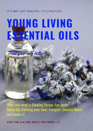 YOUNG LIVING ESSENTIAL OIL ~ CUSTOM 10ml