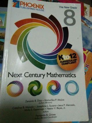 Next Century Mathematics 8 - Grade 8 books