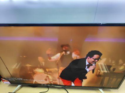 "50"" TV Smart UHD/4K"