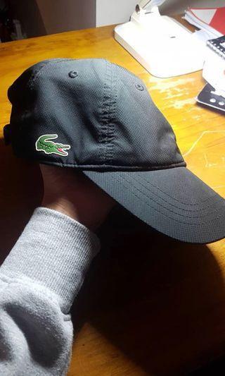 Lacoste BASIC SPORT DRY FIT CAP