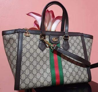 Gucci not guaranted self authenticate