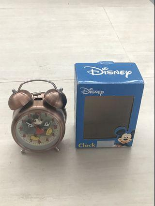 Mickey Mouse Alarm Clock for sale @ $80