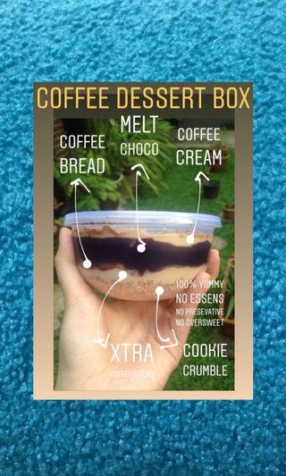 Coffee Dessert Box