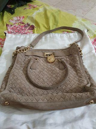 Preloved michael kors bag original turun harga #maulol