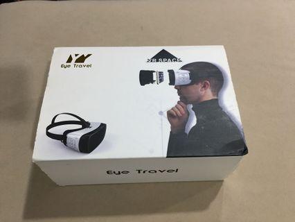 VR SPACE (Eye Travel)