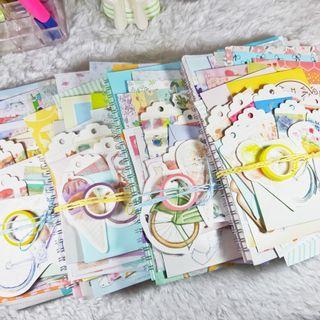 Decorating Kit | Cute Kawaii Journal +Mail