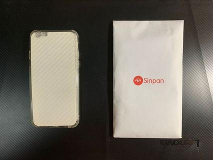 🚚 iPhone 6/6s Clear Phone Case
