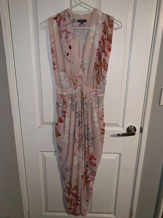 SHEIKE Floral Maxi / SIZE 8