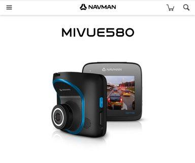 Navman dash cam / car camera