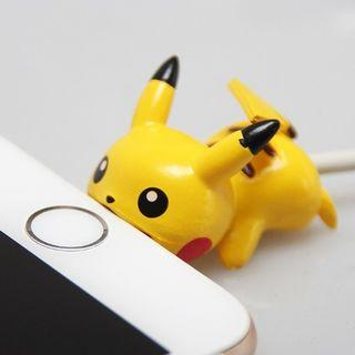 Pokemon! Phone cable bites
