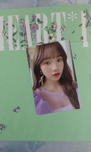 (WTT) Izone Heart*Iz PC Yuri