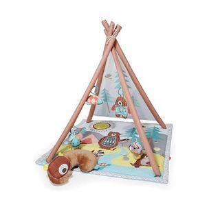 🚚 *instock* Skip Hop Baby Infant and Toddler Camping Cubs Activity Gym and Playmat
