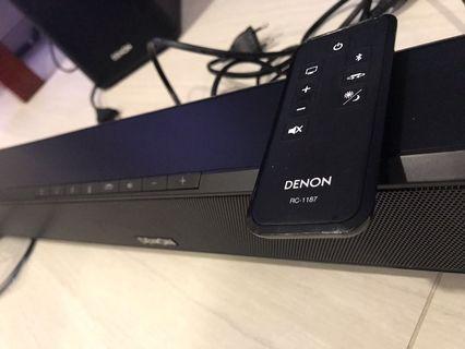 🚚 Denon Sound bar DHT-S514
