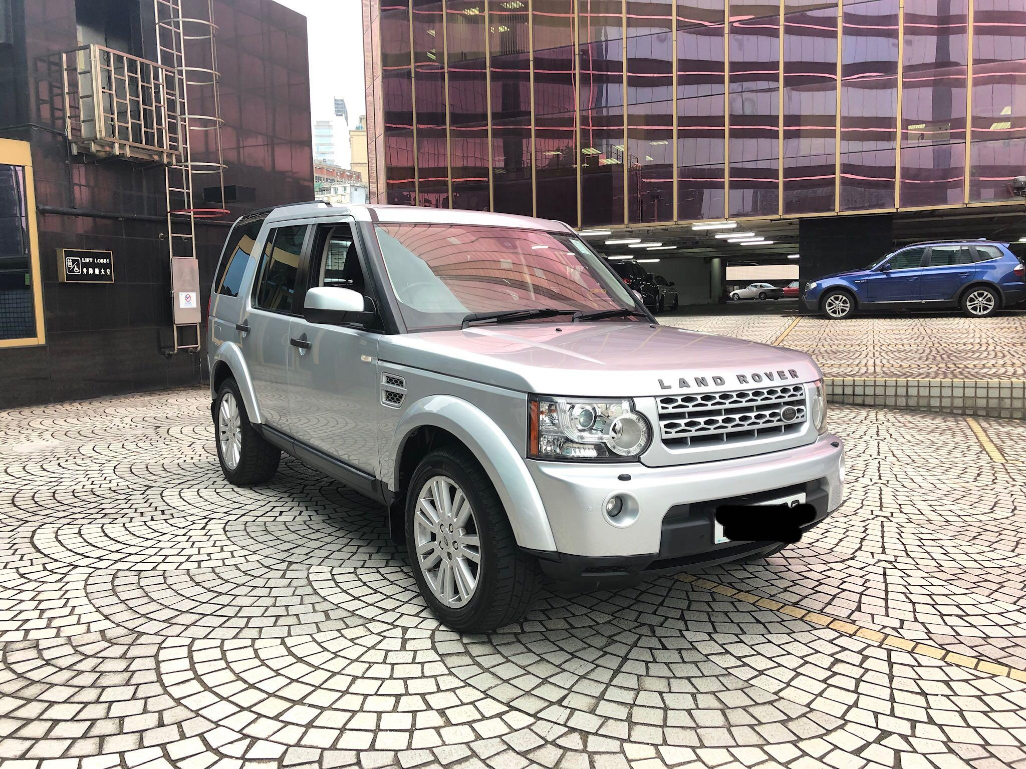 2011/12 LAND ROVER DISCOVERY 4 3.0 DIESEL