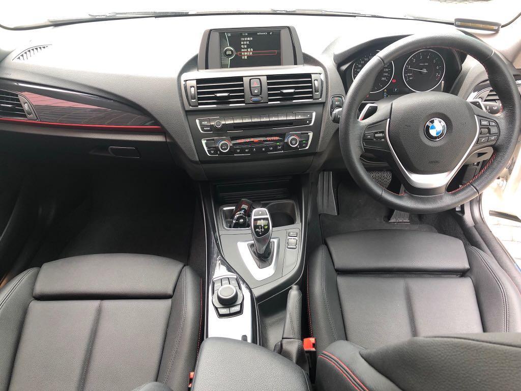2014 BMW 220i COUPE SPORT