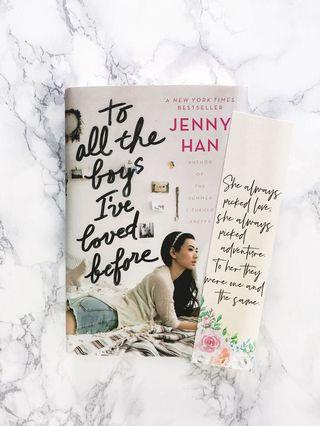 To All The Boys I've Loved Before - Jenny Han (ebook)