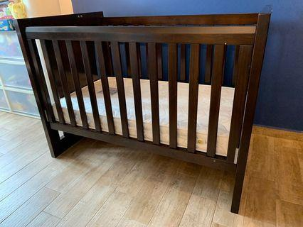 Baby Cot & Day Bed