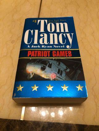 🚚 Tom Clancy's Patriot Games