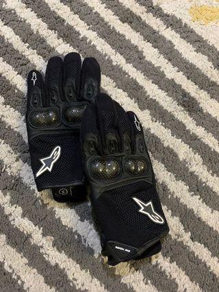 Alpine Star Brand New Gloves Small